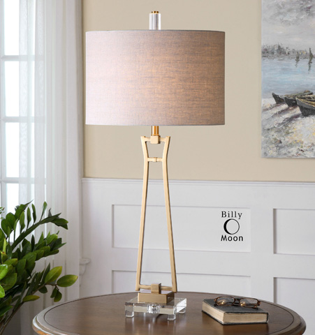 Uttermost Company - Leonidas Table Lamp - 26144-1