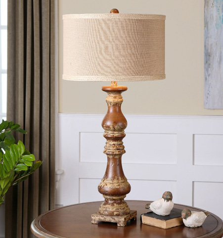 Uttermost Company - Montoro Table Lamp - 26175-1