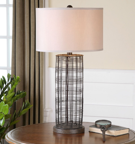 Uttermost Company - Engel Table Lamp - 26177-1