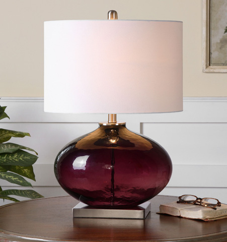 Uttermost Company - Tyrian Table Lamp - 26190-1