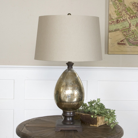 Uttermost Company - Boulangerie Table Lamp - 26206