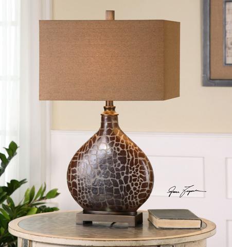 Uttermost Company - Somali Table Lamp - 26504-1