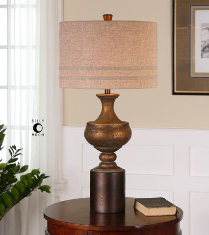Uttermost Company - Giuliano Table Lamp - 26939-1