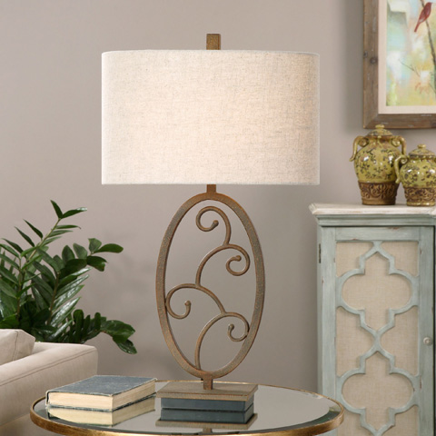 Uttermost Company - Salina Table Lamp - 27015-1