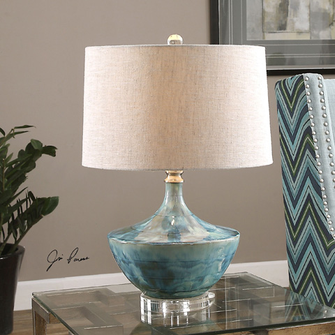 Uttermost Company - Chasida Table Lamp - 27059-1