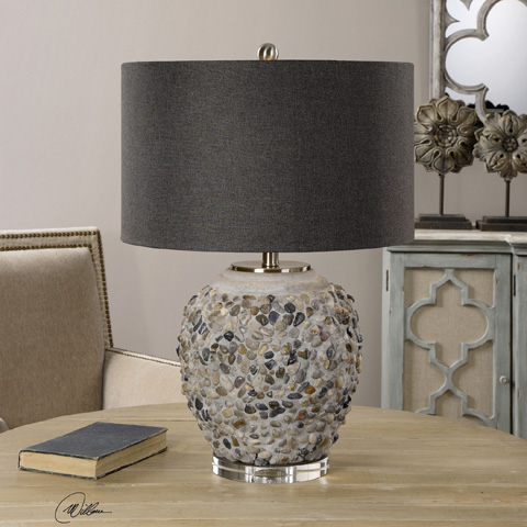 Uttermost Company - Carrabelle Table Lamp - 27071-1