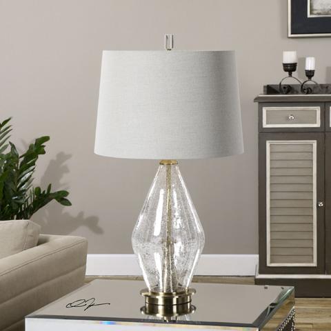 Uttermost Company - Spezzano Table Lamp - 27086