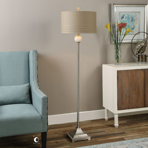 Uttermost Company - Crisfield Floor Lamp - 28071-1