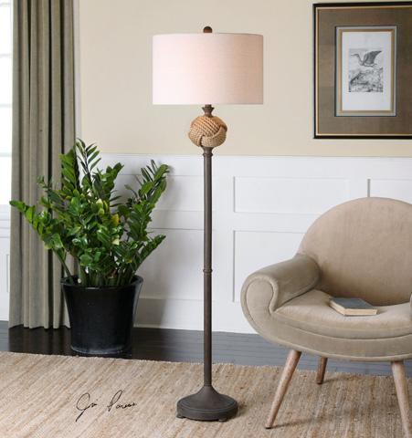 Uttermost Company - Higgins Floor Lamp - 28260-1