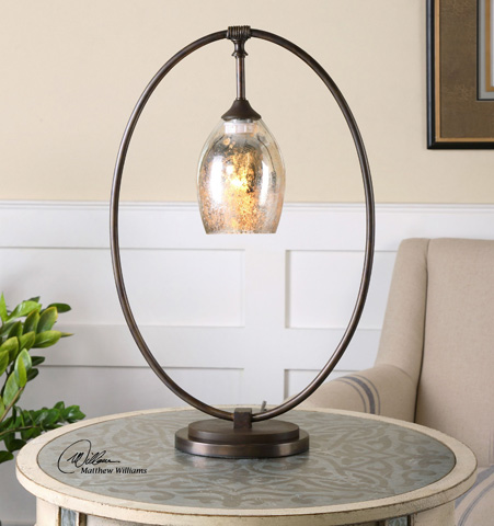 Uttermost Company - Lemeta Table Lamp - 29181-1