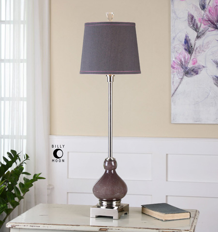 Uttermost Company - Charoite Table Lamp - 29346