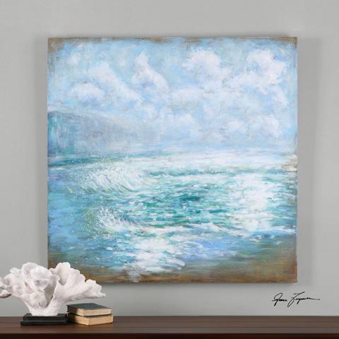 Uttermost Company - Morning Swells Art - 34348