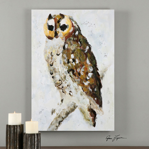 Uttermost Company - Hoo Are You? Art - 34351