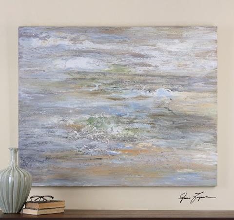 Uttermost Company - Misty Morning Art - 34394