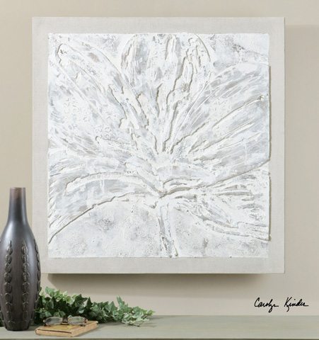 Uttermost Company - Ghost Bloom Art - 41912