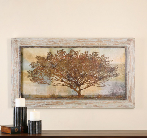 Uttermost Company - Autumn Radiance Sepia Art - 51100