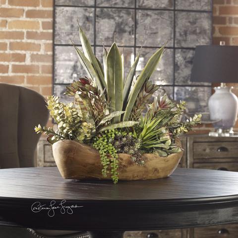 Uttermost Company - Salar Succulents - 60119