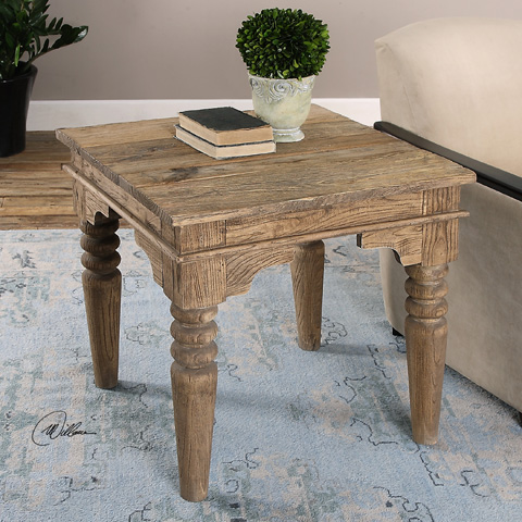 Uttermost Company - Khristian End Table - 24563