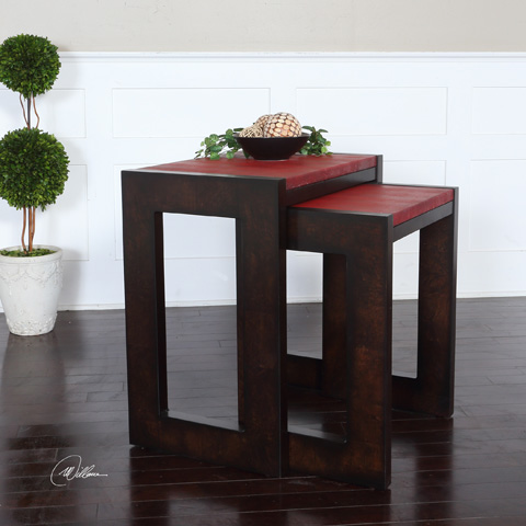 Uttermost Company - Onni Nesting Tables - 25916