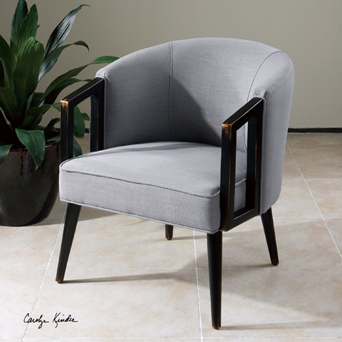 Uttermost Company - Correena Accent Chair - 23269