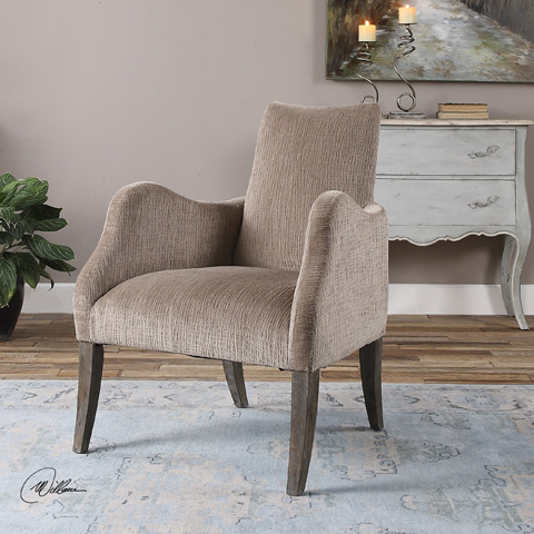 Uttermost Company - Callee Accent Chair - 23272