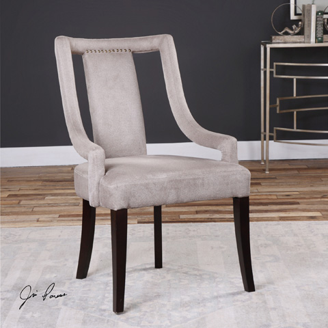 Uttermost Company - Aislin Accent Chair - 23296
