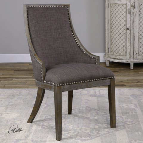 Uttermost Company - Aidrian Accent Chair - 23305
