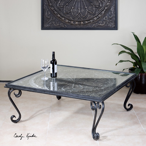 Uttermost Company - Ottavio Coffee Table - 24590