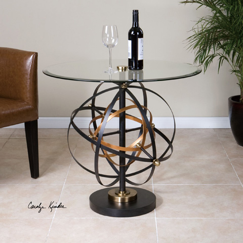 Uttermost Company - Colman Accent Table - 24627