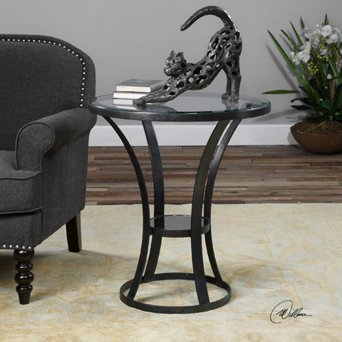 Uttermost Company - Tomasso Accent Table - 24649