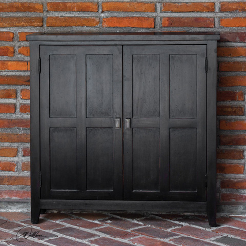 Uttermost Company - Prentice Console Cabinet - 25730