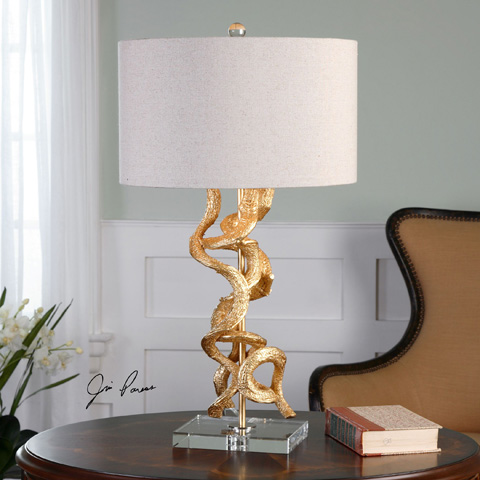 Uttermost Company - Twisted Vines Table Lamp - 27113-1