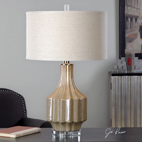 Uttermost Company - Barron Table Lamp - 27129-1