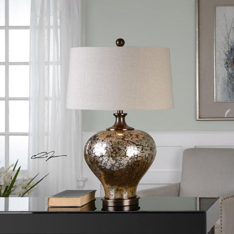 Uttermost Company - Liro Table Lamp - 27154-1