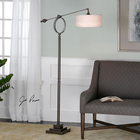 Uttermost Company - Levisa Floor Lamp - 28082-1
