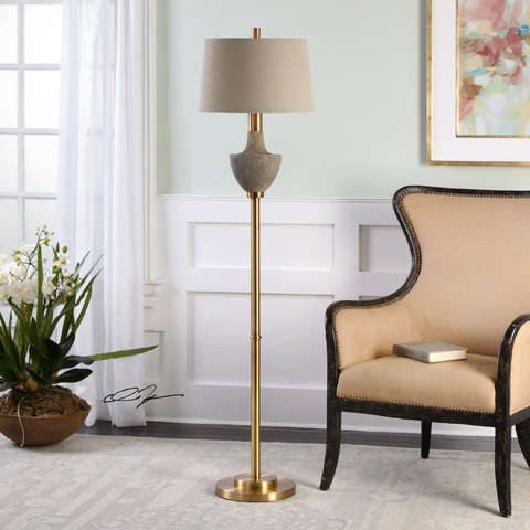 Uttermost Company - Volongo Floor Lamp - 28086