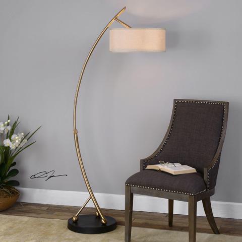Uttermost Company - Vardar Floor Lamp - 28089-1