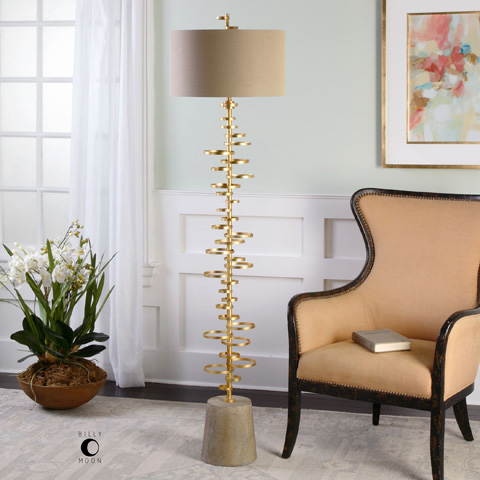Uttermost Company - Lostine Floor Lamp - 28094