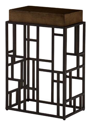 Vanguard Furniture - Stone Top End Table - W394E