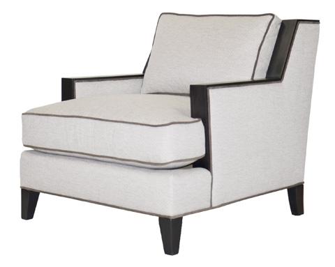 Vanguard Furniture - Century Club Chair - 9003-CH