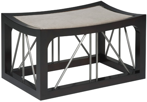 Vanguard Furniture - French Fort Bench - 9016-BE