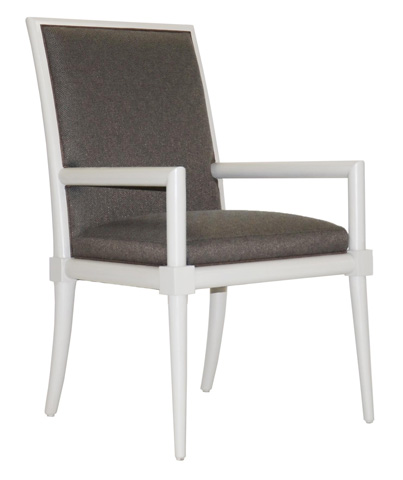 Vanguard Furniture - Franklin Square Arm Chair - 9702A