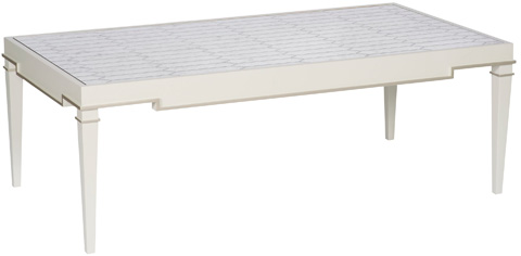 Vanguard Furniture - Massey Cocktail Table - P441C