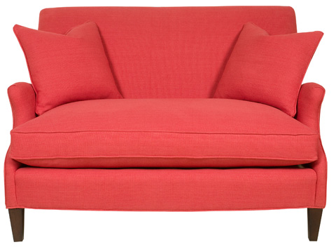 Vanguard Furniture - Dabney Settee - V272-SE