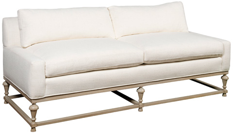 Image of Komis Footboard Sofa