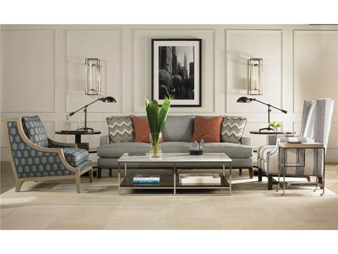 Vanguard Furniture - Theo Chair Side Table - W471E