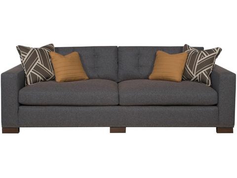Vanguard - 2 Cushion Sofa with Track Arms - W480-2S