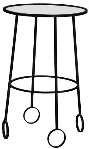 Vanguard - Lura Accent Table - 327EM-FC
