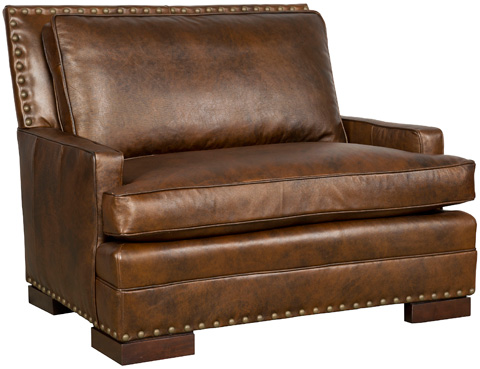 Vanguard Furniture - Riverside Chair and a Half - 604-CHH