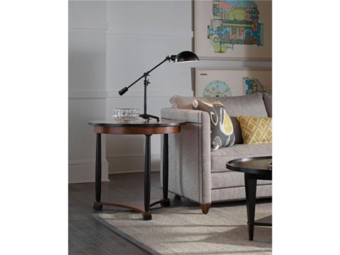 Vanguard Furniture - Cyril Lamp Table - 8312L-SX
